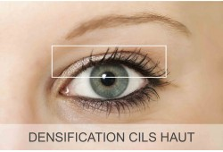 Maquillage permanent yeux (densification cils haut) Retouche incluse