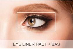 Maquillage permanent yeux (Eye liner haut + bas)              Retouche incluse