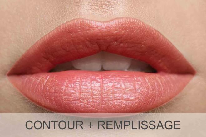 maquillage permanent l vres contour remplissage retouche incluse dermalia. Black Bedroom Furniture Sets. Home Design Ideas